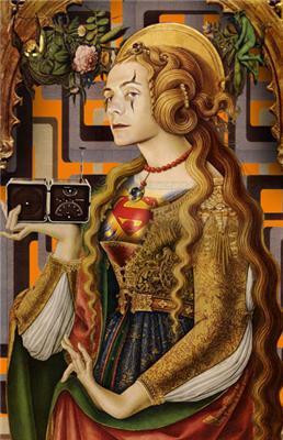 Мона Ліза була готом