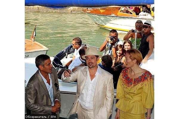 У Венеції визначилися учасники-лідери