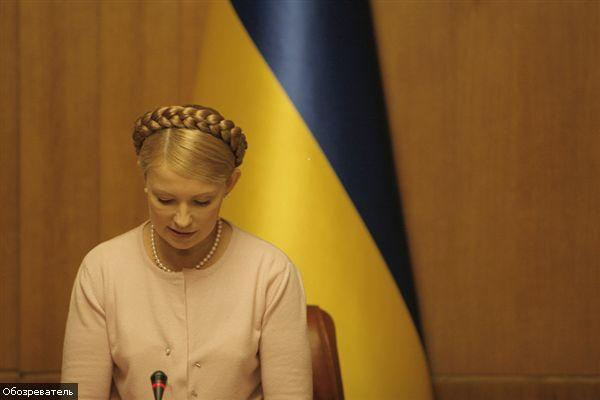 За действиями Тимошенко рассмотрели руку Кремля