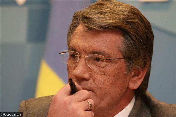 Ющенко вимагає консолідації НУ-НС