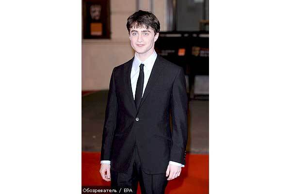 """Зірка """"Гаррі Поттера"""" втратив цноту в 16 років"""