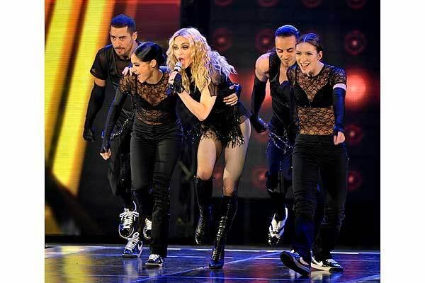 Через жадібність Мадонни зриваються її гастролі
