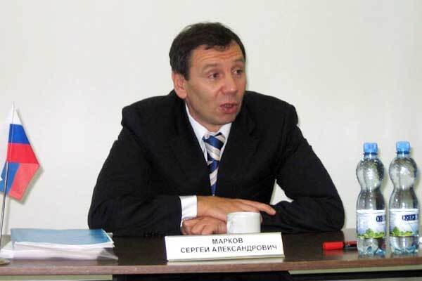Марков думає, що його не пустили в Україну через Ющенка