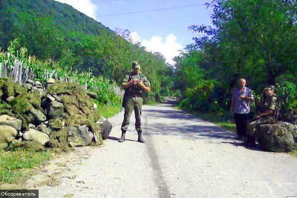 Грузинський щоденник. Українці гірші за чеченців, 8 вересня 2008