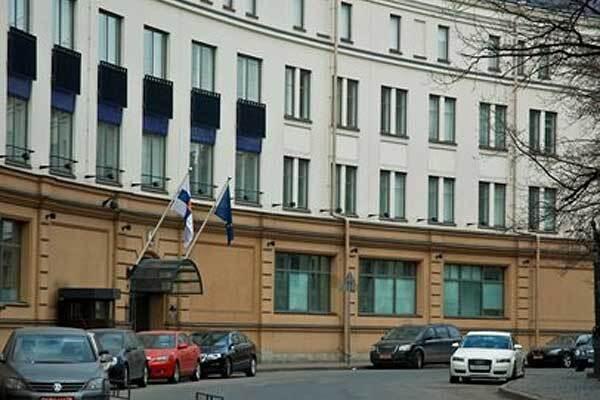 Росія вислала фінського дипломата