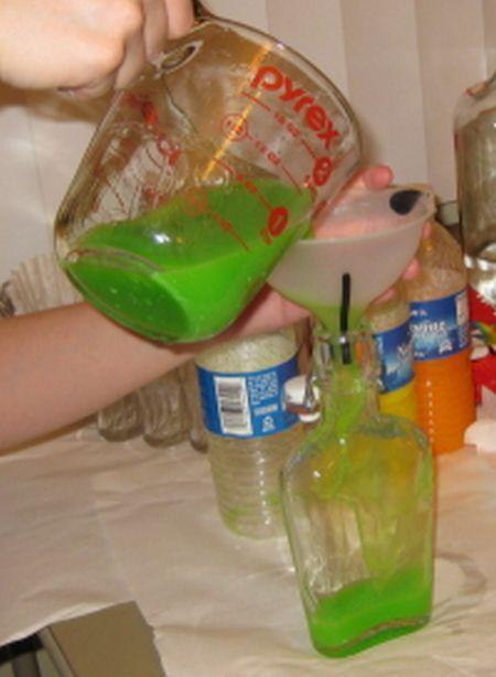 Веселенький алкоголь