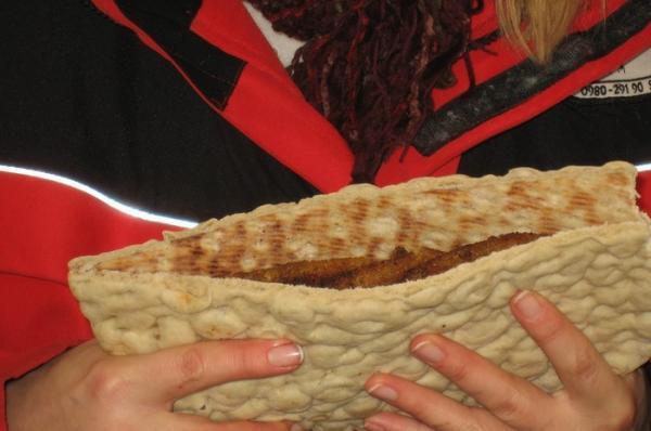 Гигантские бутерброды