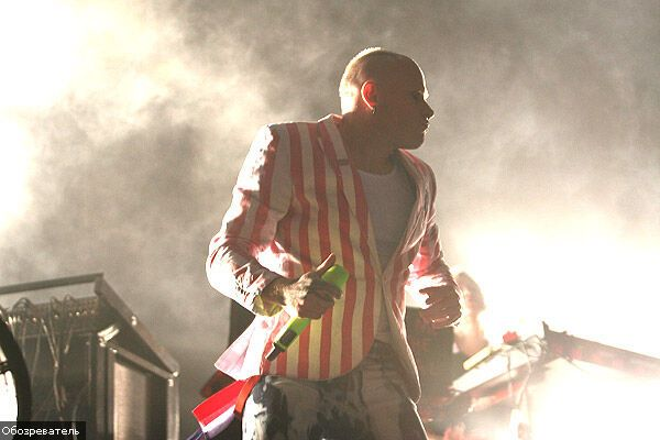 В Киеве прошел концерт The Prodigy (ФОТО)