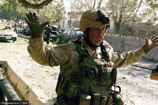 П'яні американські вояки відлупцювали жителів Тбілісі