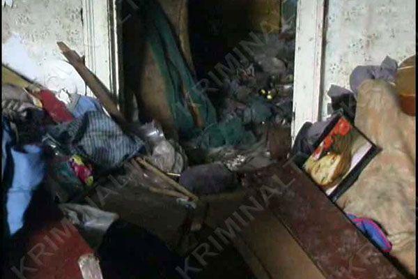 Бомжа забили до смерті обрізками водопровідних труб (ФОТО)