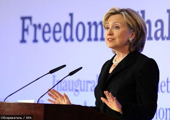 Хілларі Клінтон піде з посади держсекретаря США?
