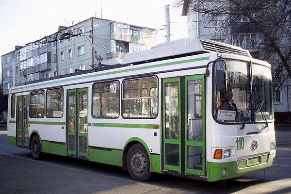 У Кривому Розі п'яний хуліган викрав тролейбус з пасажирами