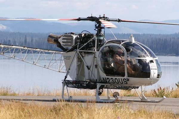 Французький бойовий вертоліт пропав в Еквадорі