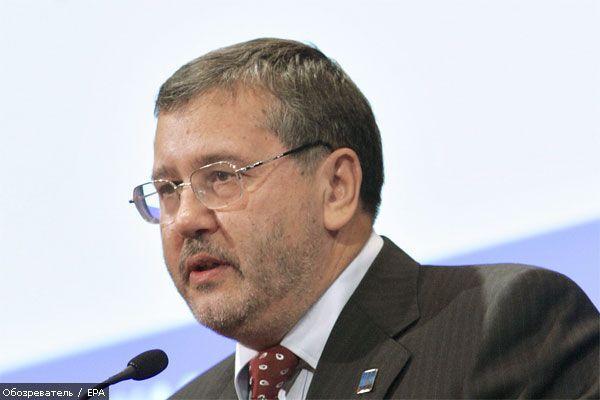 Гриценко обіцяє диктатуру для чиновників
