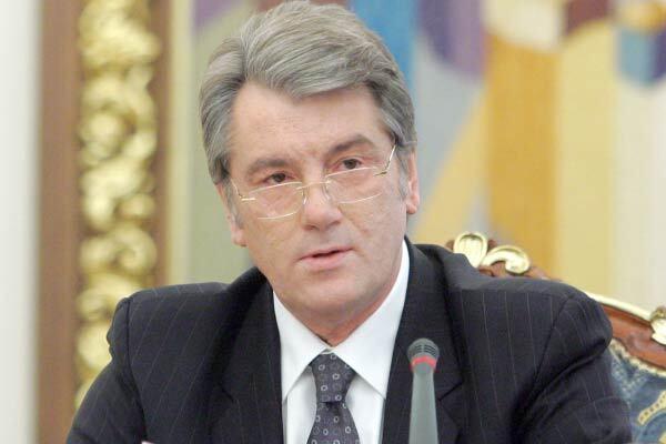 "Ющенко ""затримали"" в Еміратах"