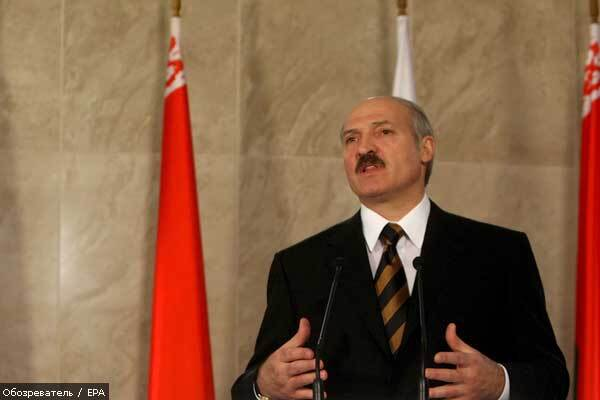 ЄС продовжив мораторій на санкції проти Лукашенка