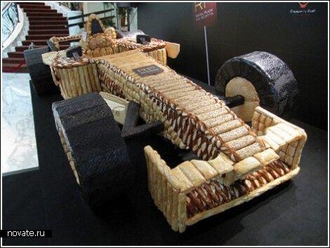 Пилотов Формулы-1 можно теперь хлебом не кормить