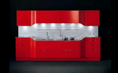 Кухня Ferrari на обед