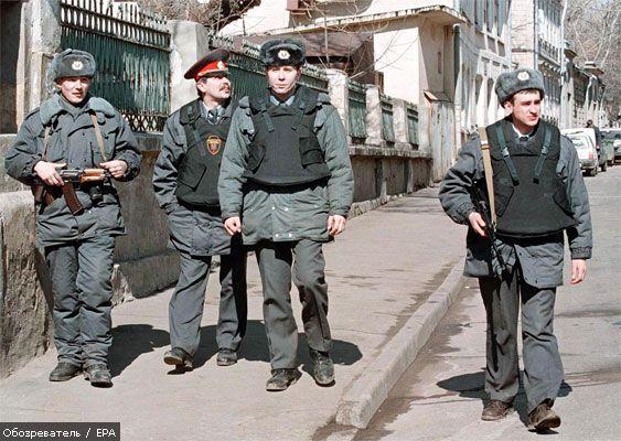 Сержанта міліції побили прямо на території ОВС