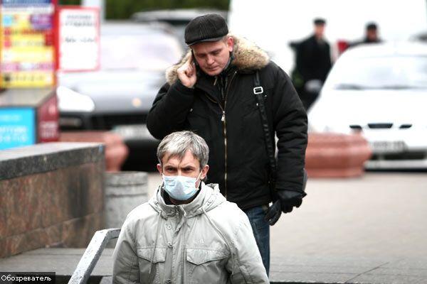 У Харкові затримані спекулянти марлевими пов'язками