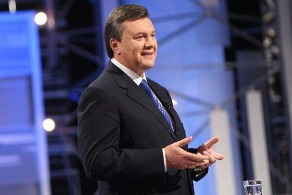 Янукович проти святкування ювілею Помаранчевої чуми