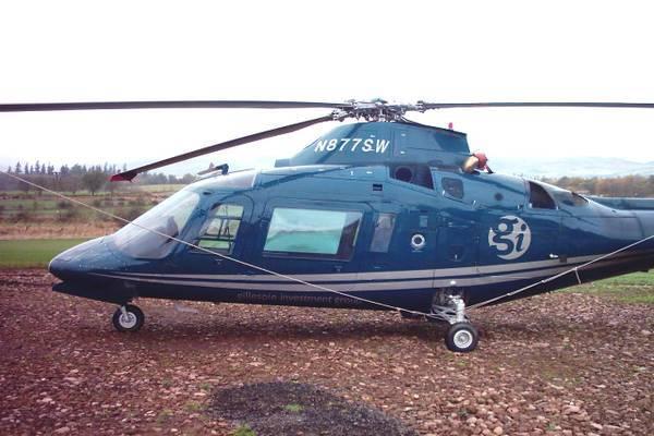 Медичний вертоліт розбився під час тест-польоту