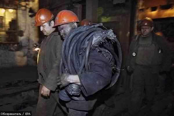 Аварія на шахті забрала життя шести гірників
