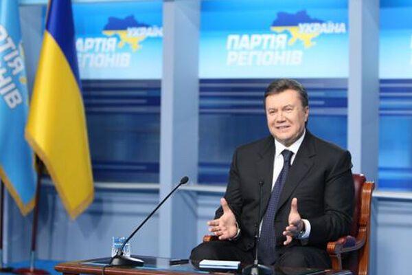 """Янукович зізнався, що"""" добре розуміє"""" Путіна"""