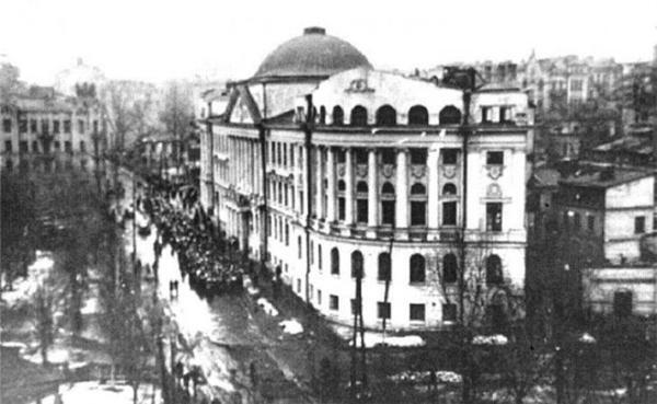 Фото Києва в роки німецької окупації