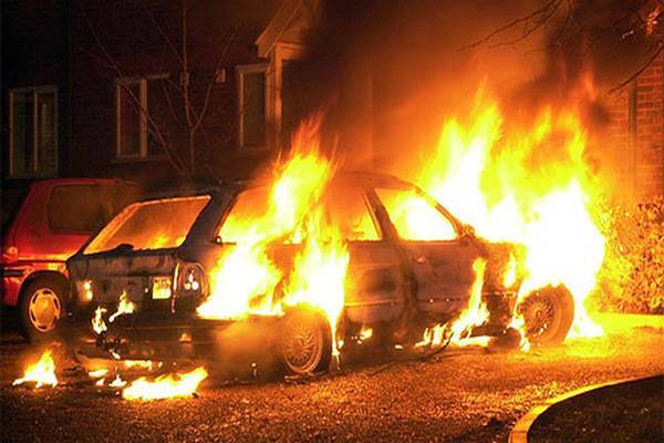 Невідомі мало не спалили офіс заступника міністра юстиції