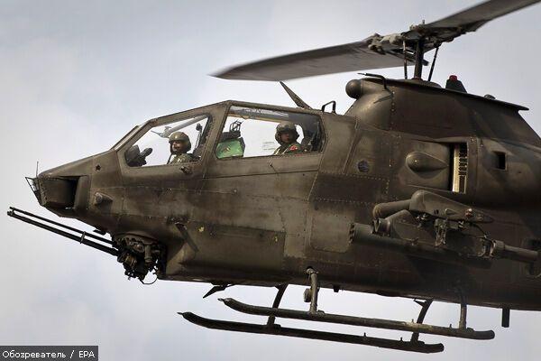 Три українці загинули у вертолітній катастрофі