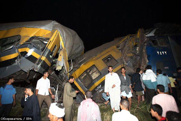 У Пакистані зіткнулися потяги, 12 людей загинули