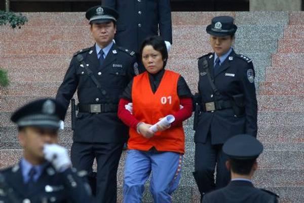 Хрещену матір китайської мафії засудили на 18 років