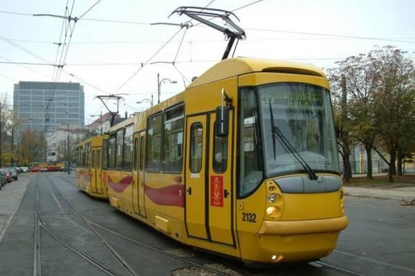 Снайпер розстріляв міський трамвай у Варшаві
