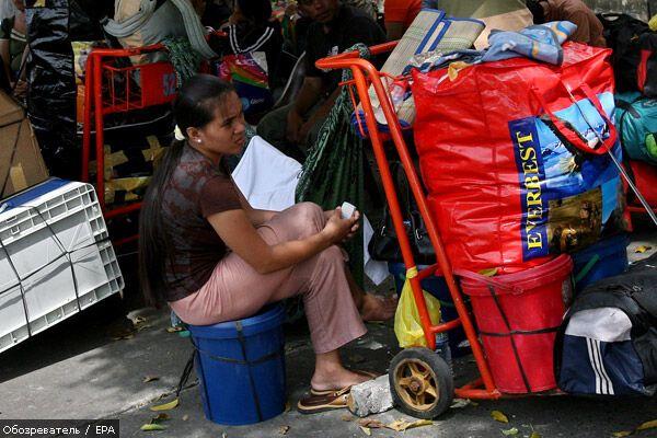 Більше 30 в'єтнамців стали жертвами тайфуну