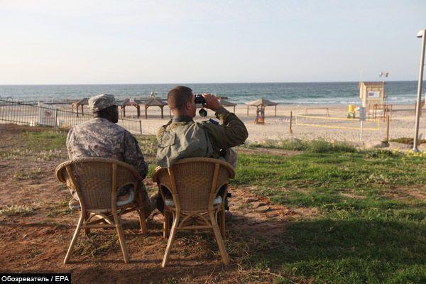 Військові Ізраїлю перехопили судно зі зброєю