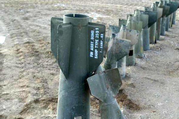 На тернопільському городі знайшли авіабомбу 100 кг вагою