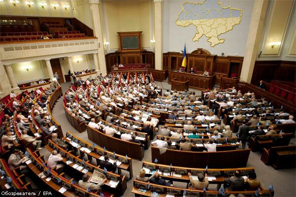 Депутаты преодолели вето на регламент