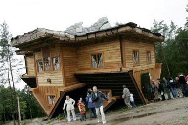 ТОП-20 самых необычных домов в мире. ФОТО