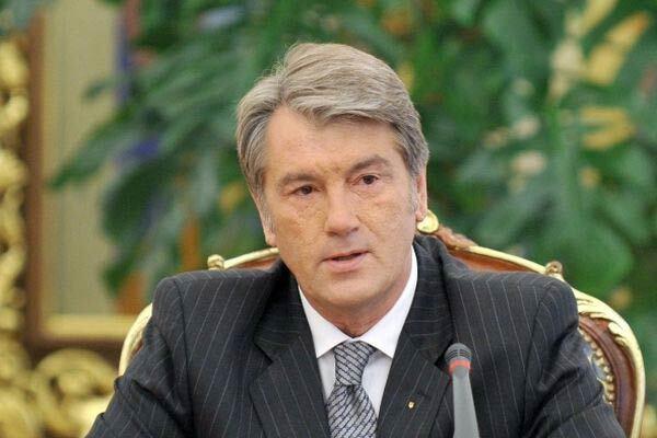 Ющенко разрешил сажать на 5 лет за расовую нетерпимость