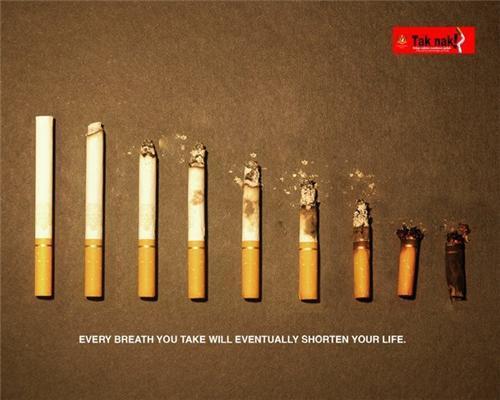 Антитабачная реклама - смотреть всем