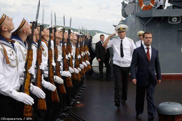 ЧФ РФ оставляют в Украине еще на сто лет