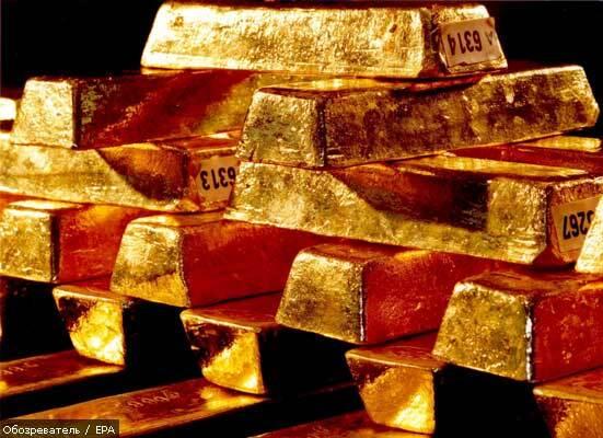 Цена золота преодолела исторический рекорд