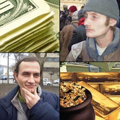 Два брата-бедняка в минуту превратились в миллиардеров
