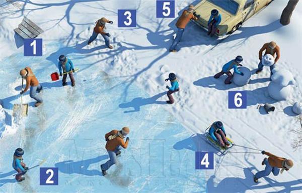 ТОП-6 способов согреться зимой на улице
