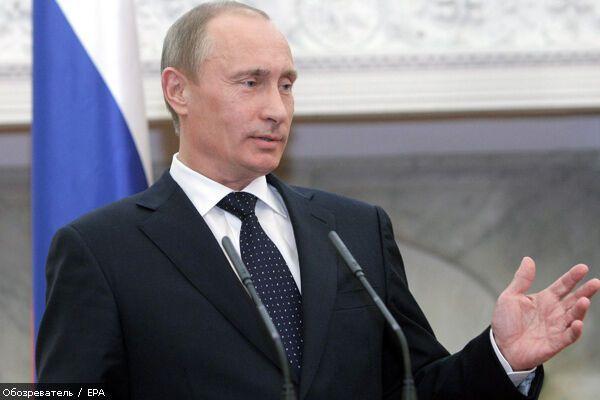 Путину на закуску подарят галстук