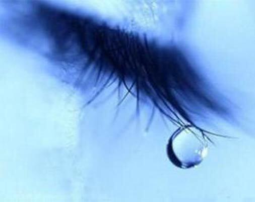 Кому нельзя плакать?