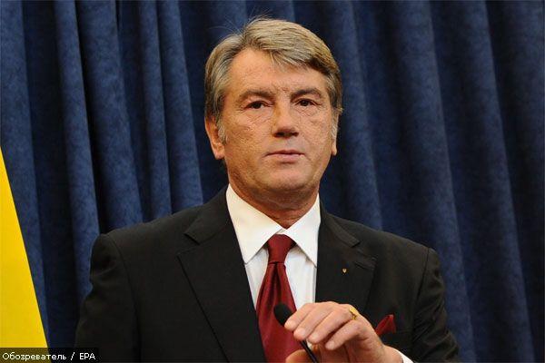 Ющенко превратил в украинцев 70 россиян