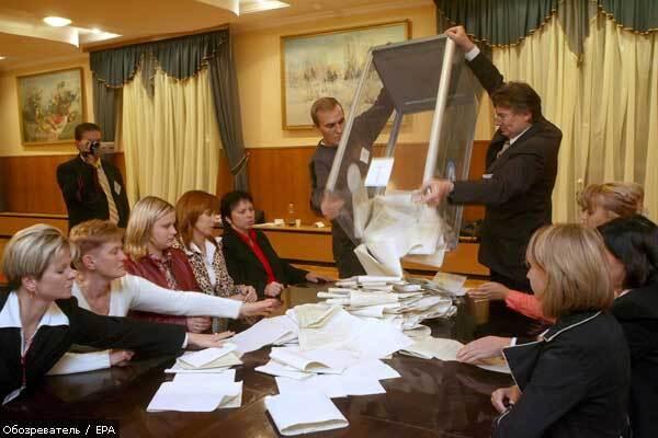 Тысячу стражей порядка уволят за массовую резню на выборах