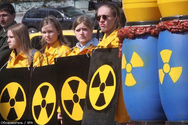 Европа отказывается от ядерных арсеналов